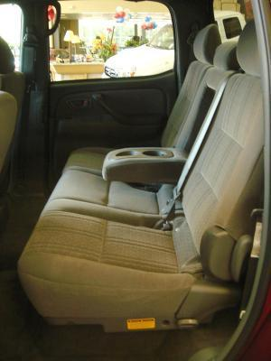 2005 2006 Toyota Tundra Double Cab Front And Back Seat Set