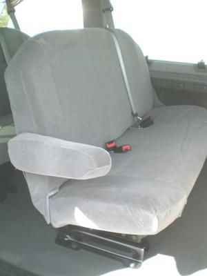 2009 2013 Ford E150 Van Middle 3 Passenger Bench Seat With