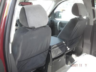 Bench Seat Covers No Headrest