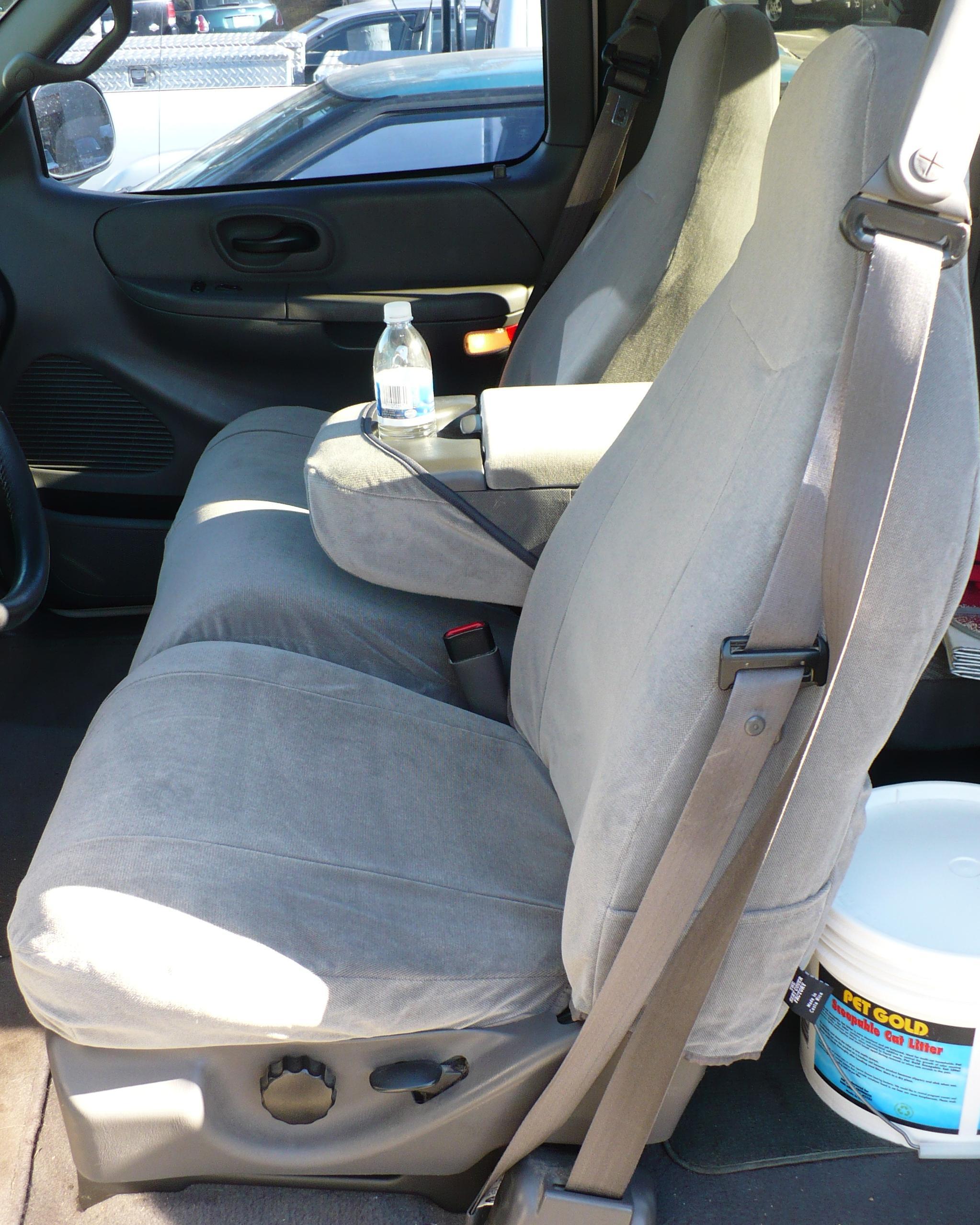 2001 2003 Ford F150 Super Cab Front High Back 40 60 Split