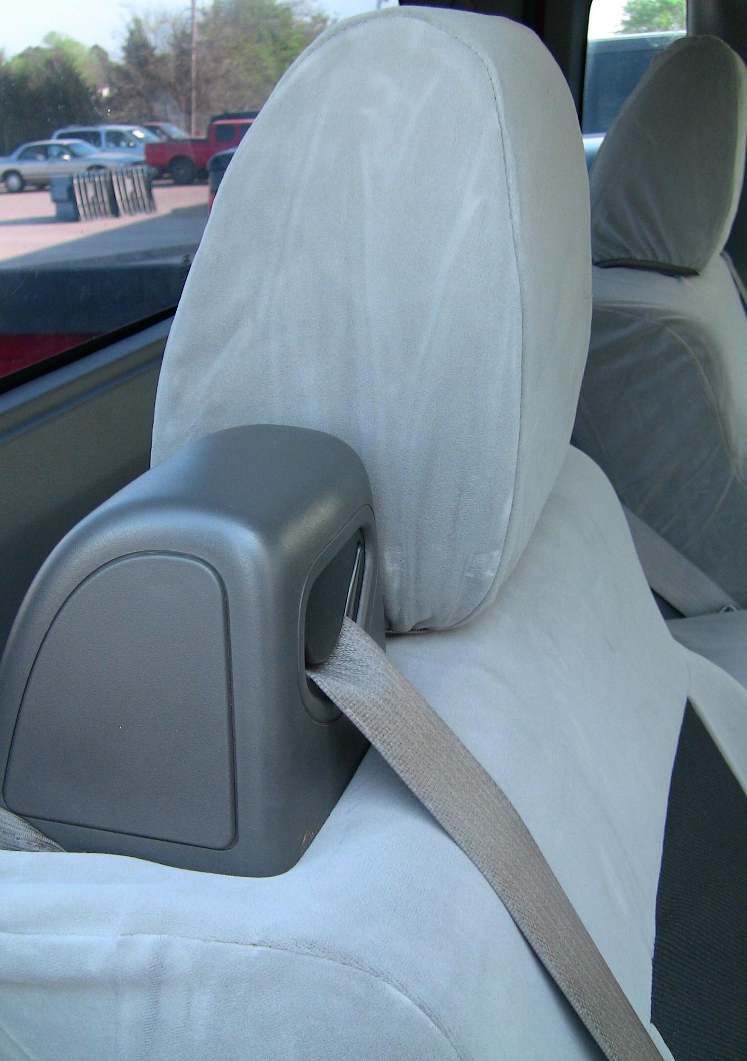 Ford F150 Supercab >> 2004-2008 Ford F150 XLT Super Cab Front 40/20/40 Split Seat with Adjustable Headrests, Center ...