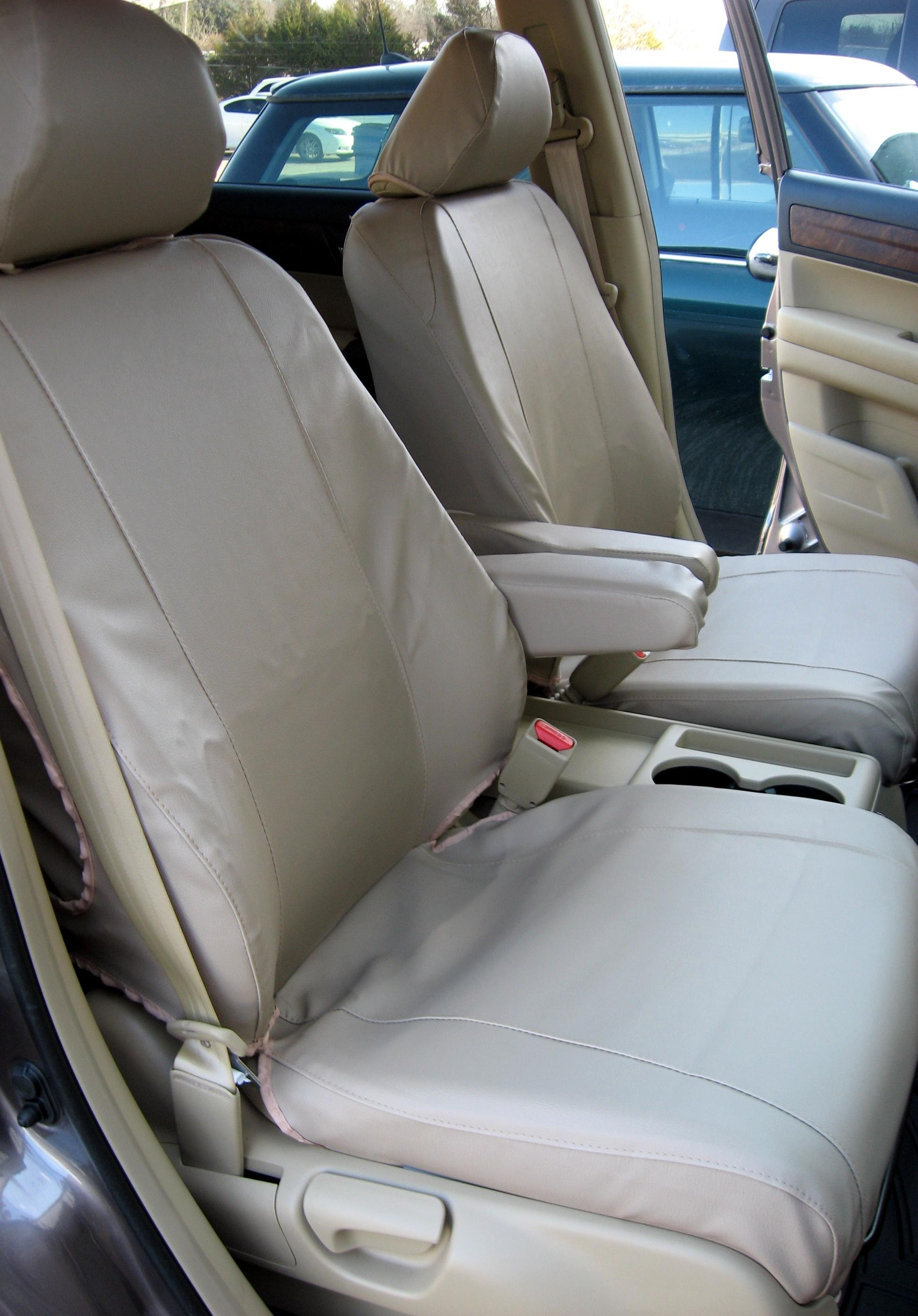 2010 2011 Honda Crv Front Bucket Seats Durafit Covers