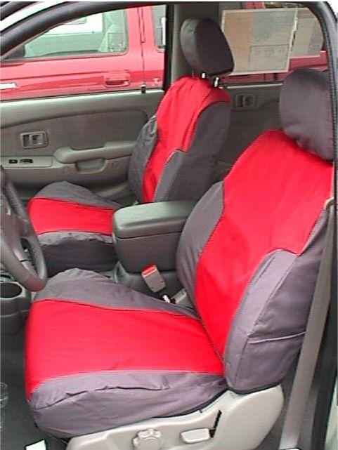 1999 2003 Toyota Tacoma Trd Xcab Front And Back Seat Set